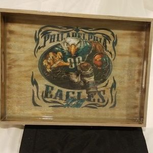 Other - Eagles serving tray